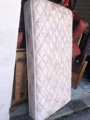 Twin mattress for Sale in Laurel, MD
