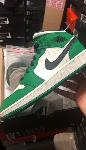 Jordan 1 mid pine green Gs for Sale in West Covina, CA