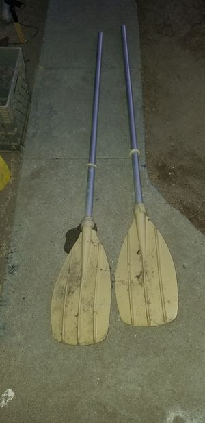 Kayak paddles for Sale in Fresno, CA