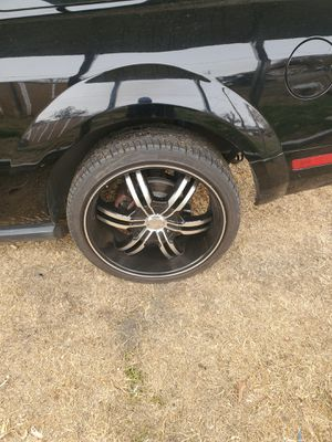 Wheels and tires for Sale in Hermiston, OR