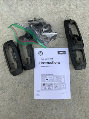Thule Podium Fit Kit 3142 (Jeep Grand Cherokee) for Sale in Denver, CO