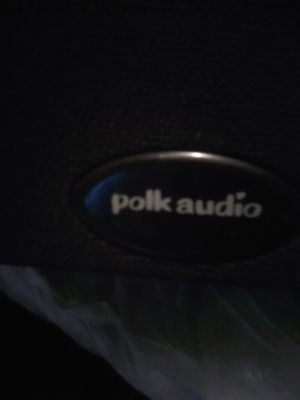 Polk speaker for Sale in Hillcrest Heights, MD