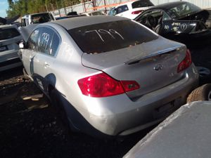Selling Parts on a 07 Infiniti G35 for Sale in Detroit, MI