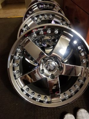 Brand new 18 in 5lug for Sale in Phoenix, AZ