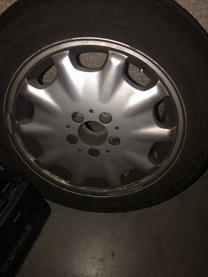 "16"" Genuine Mercedes wheels. for Sale in San Juan Capistrano, CA"