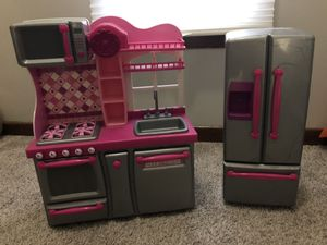 My Generation brand toy kitchen for American girl type dolls for Sale in Woodbury, MN