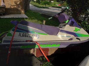 Sea doo jet ski for Sale in Roanoke, IN