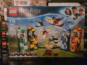 LEGO 75956 Harry Potter Philosopher's Stone Quidditch Match for Sale in Denver, CO