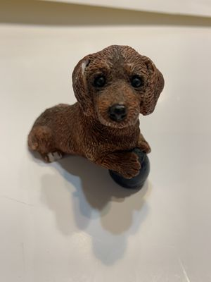 Dog paper weight / decor for Sale in Oklahoma City, OK
