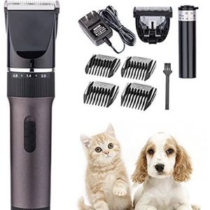 ‼️Slient‼️Pet Groomer Clippers with 7h of Run Time❗️Low Noise❗️Cat Dog Shavers‼️with Safety Blade‼️Rechargeable and Cordless, 4 Size Combs and 5 Level for Sale in El Cajon, CA