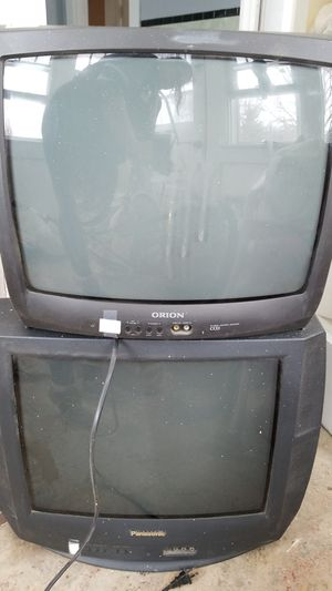 Panasonic and Orion TV for Sale in Collinsville, IL