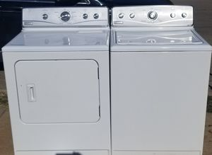 Maytag centennial washer and dryer for Sale in Lubbock, TX