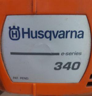 Husqvarna 340 Chainsaw for Sale in Portage, MI