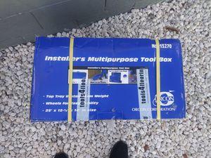 Multipurpose Tool Box for Sale in Doral, FL