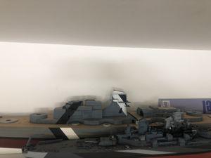 1:200 Bismarck 1:350 USS Missouri for Sale in Wenatchee, WA