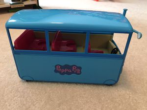 Peppa Pig School Bus for Sale in Wake Forest, NC