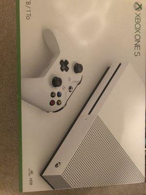 Xbox one s 1tb brand new for Sale in Phoenix, AZ