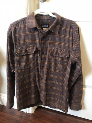 Men's Patagonia Fjord flannel shirt for Sale in San Clemente, CA