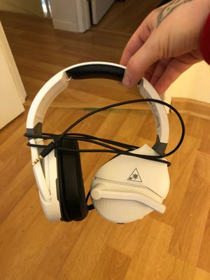 White Turtle beach headset stealth 600 for Sale in San Diego, CA