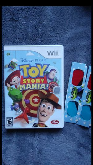 Toy story mania for Sale in Garden Grove, CA