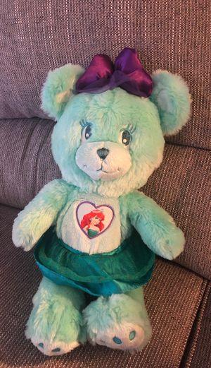 Build a Bear Ariel Bear Plush Disney for Sale in Lake Forest, CA