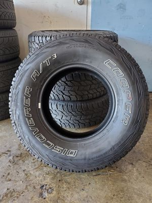 Used Cooper tires size 16 for Sale in Tukwila, WA