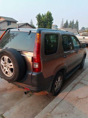 Honda crv 2004 for Sale in Fresno, CA