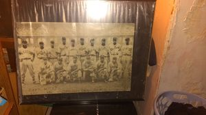 Negro league picture for Sale in Washington, DC