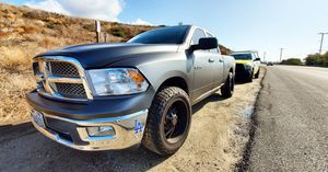 Dodge ram 1500 2009 v6 SALVAGE TITLE for Sale in Los Angeles, CA