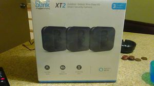 Blink XT2 three camera security system for Sale in Webster, TX