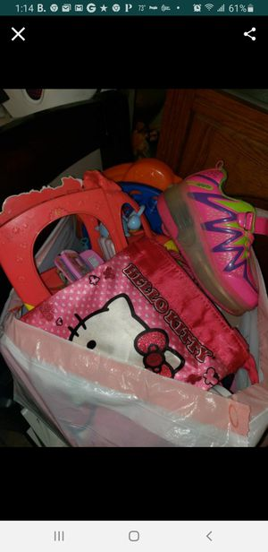 FREE BAG OF TOYS for Sale in Lynwood, CA
