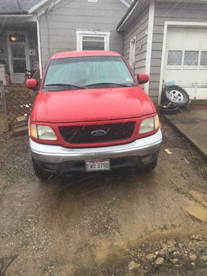 2002 Ford F-150 supercrew for Sale in Jackson, OH
