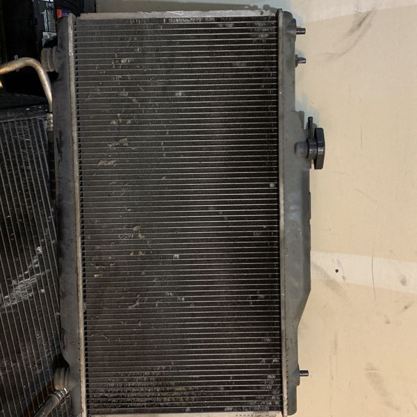 Acura Rsx Radiator And Fan
