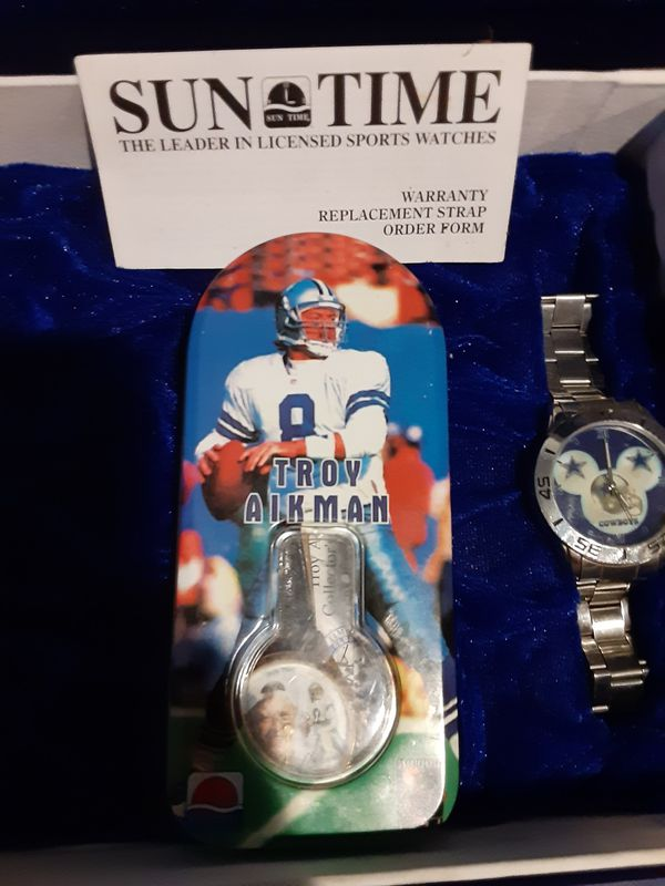 Troy aikman collectors addition