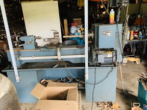 Enco Metal lathe for Sale in Alba, TX