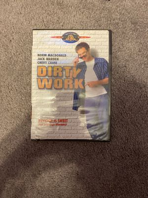 Dirty Work Dvd for Sale in NJ, US