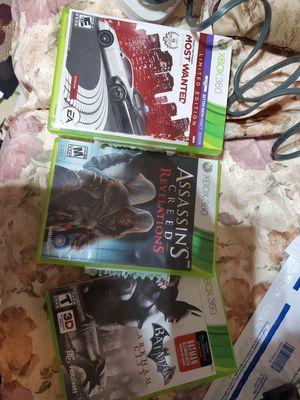Xbox 360 Games for Sale in Dearborn, MI