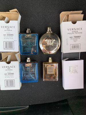 Chanel CoCo , Versace Eau , Versace Eros for Sale in Boston, MA