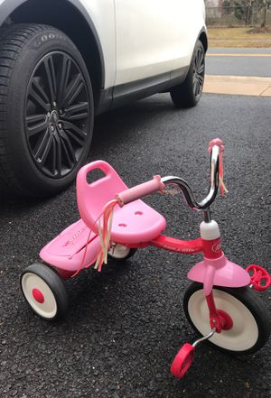 Radio flyer tricycle for Sale in Alexandria, VA