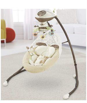 Fisher price snugabunny baby swing for Sale in NO POTOMAC, MD