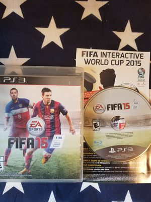 Fifa 15 (PS3) for Sale in US