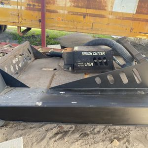 Brush Cutter For Skid Steer Attachment for Sale in Houston, TX
