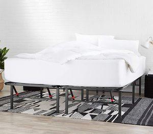 King Size Platform Bed Frame **Brand New in Unopened Box** I deliver for Sale in Walton Hills, OH