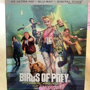 Birds Of Prey And The Fantabulous Emancipation Of One Harley Quinn for Sale in Aurora, CO