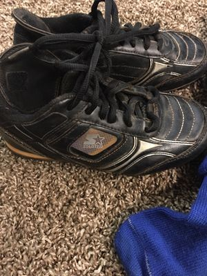 Rollerblades, soccer and baseball cleats for Sale in Ramsey, MN