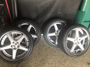 20inch rims for Sale in Shorewood, IL
