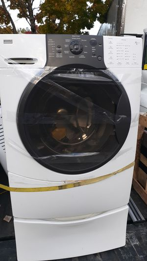 Kenmore elite washer dryer 2016 for Sale in Tacoma, WA