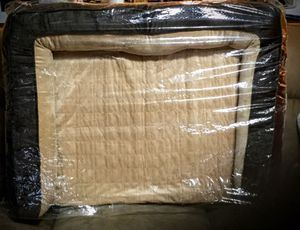 SERTA XL couch style orthopedic quilted dog bed ~ Brand new~ Free shipping if paid with PayPal for Sale in Fenton, MO