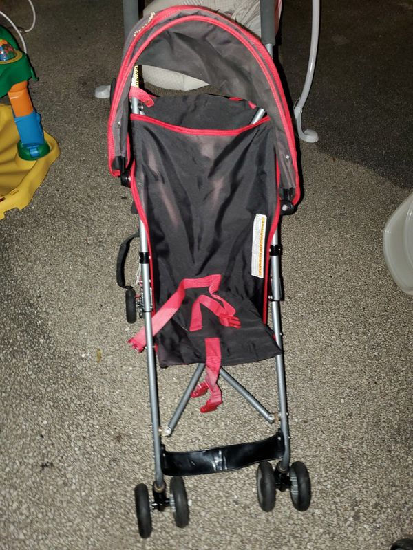 Stroller.. booster seat