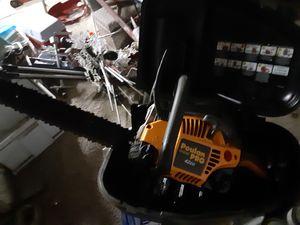 Poulan Pro 42 cc Chainsaw for Sale in Stockton, CA